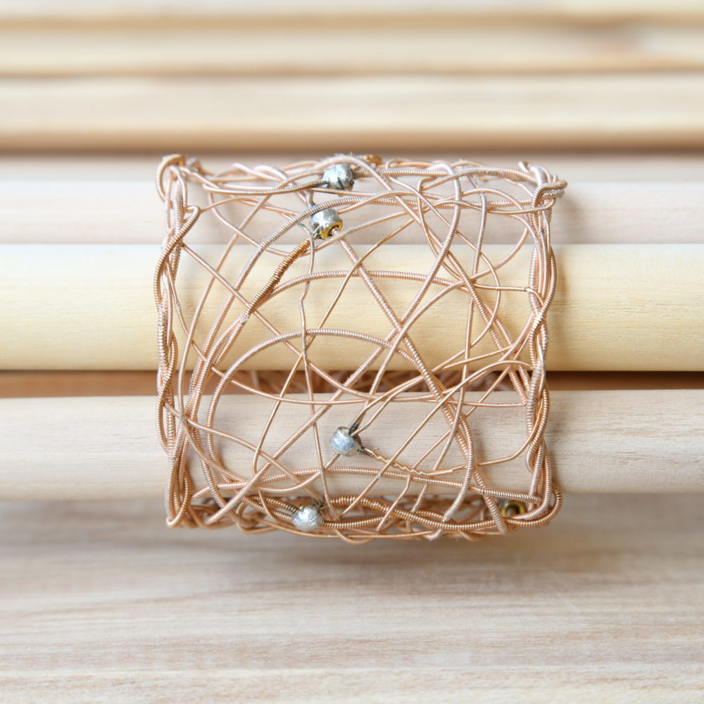 Erin Pearson Guitar String Jewelry